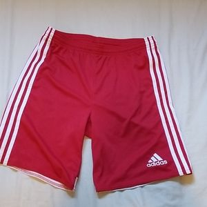 Adidas Climacool Red Shorts